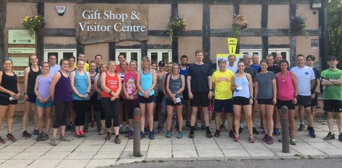 Keep Herefordshire Running