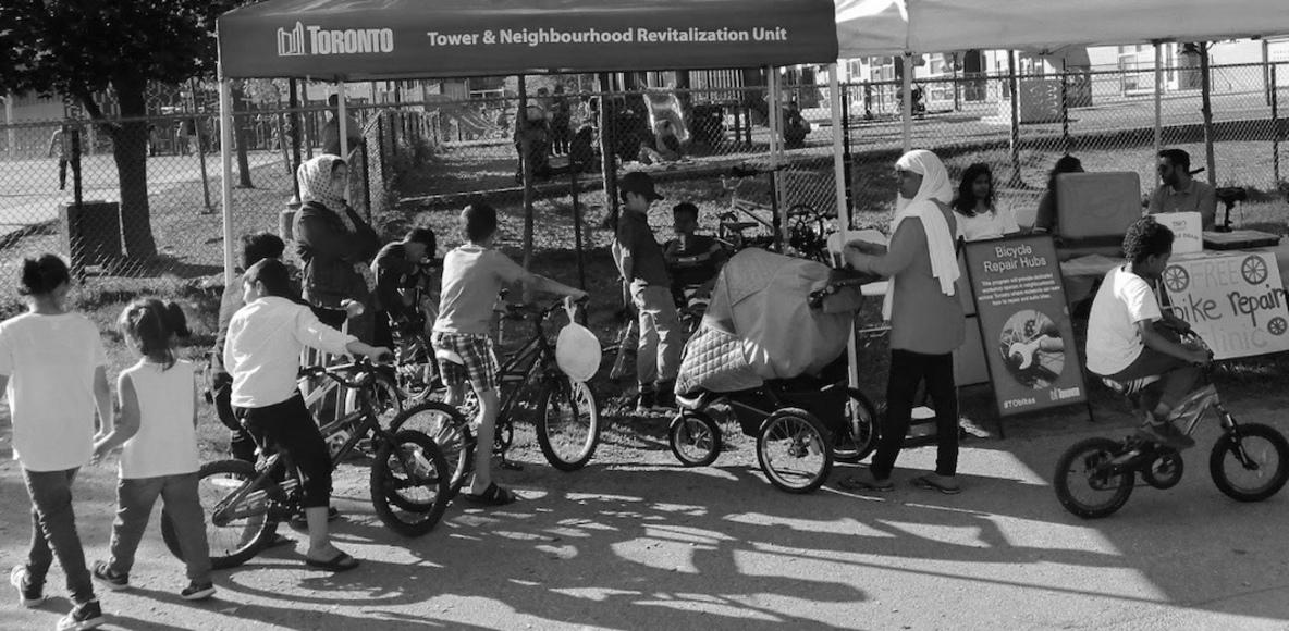 Gateway Bicycle Hub