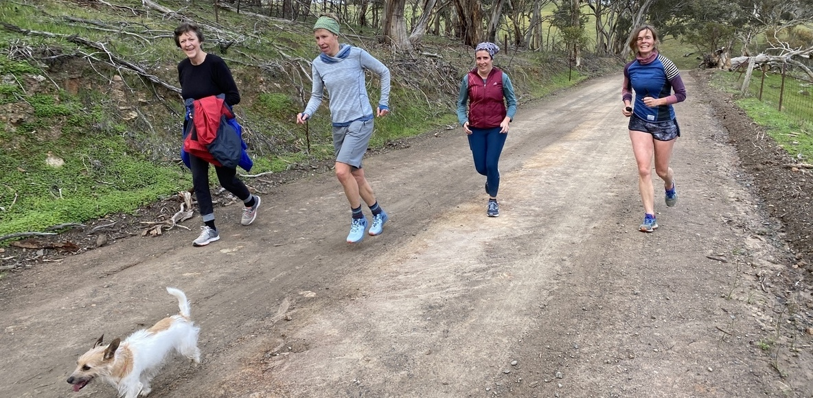 Clare Valley Social Distance Runners