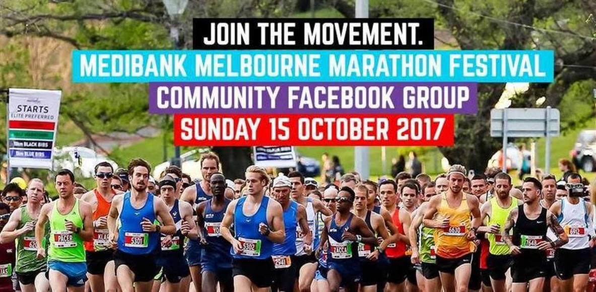 Full Marathon, Melbourne Marathon