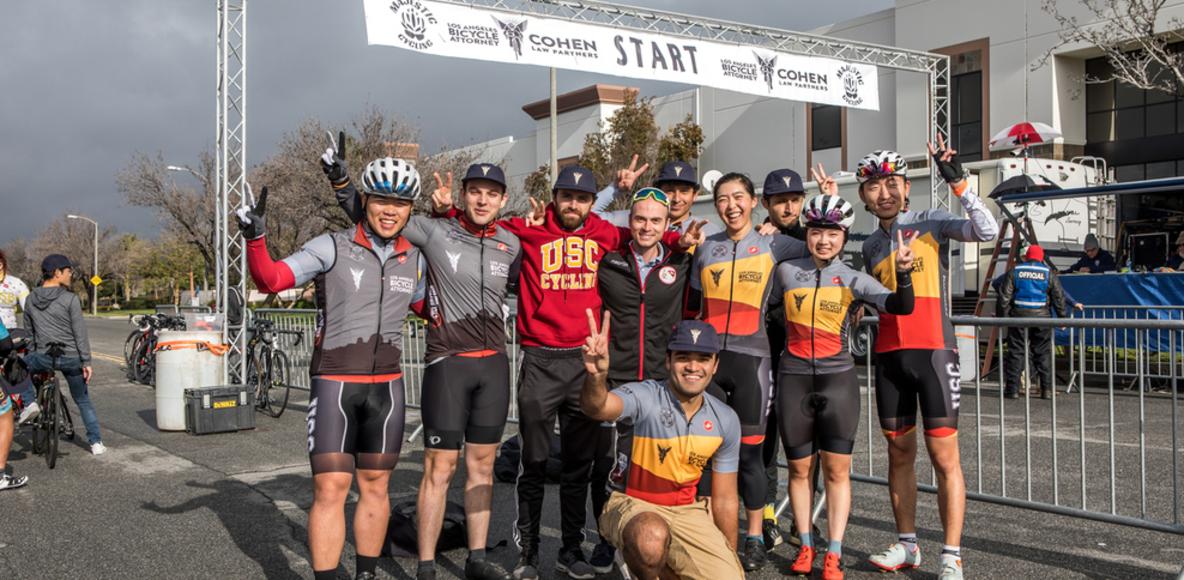 USC Cycling