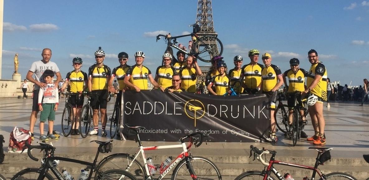 SaddleDrunk Cycling Friends