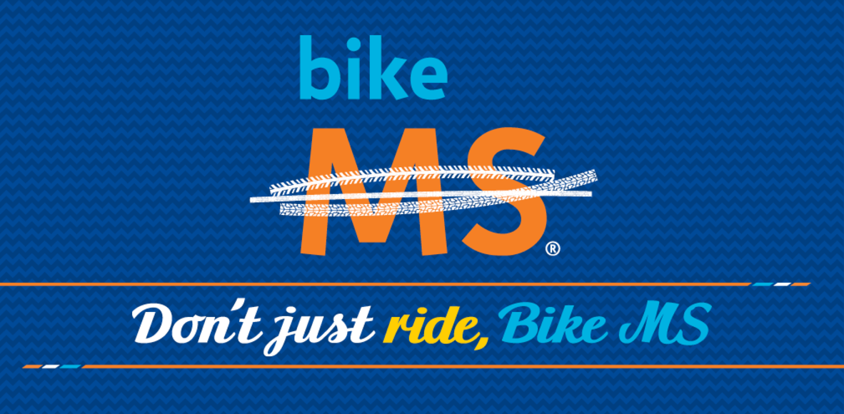 Bike MS Cyclists