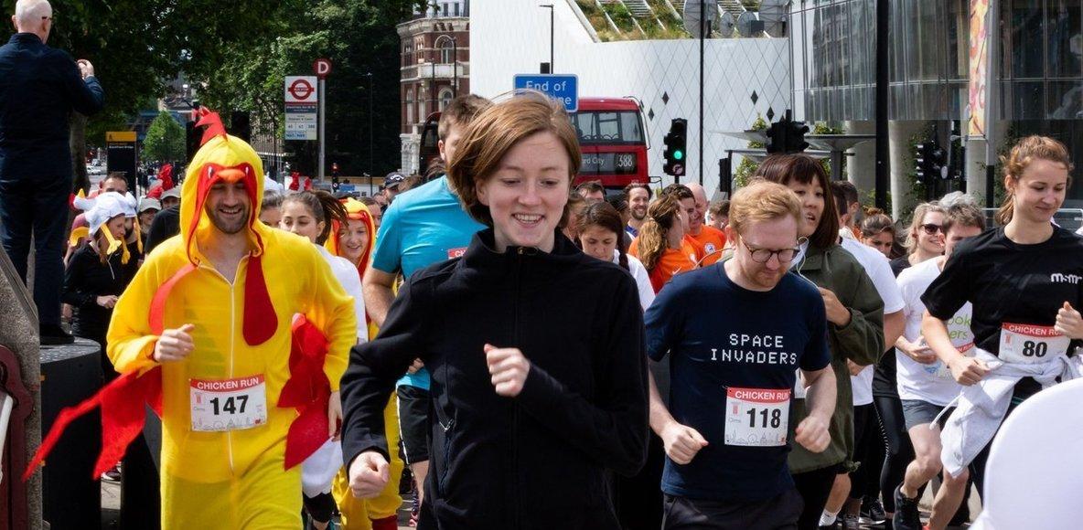 Architects Benevolent Society Running Club