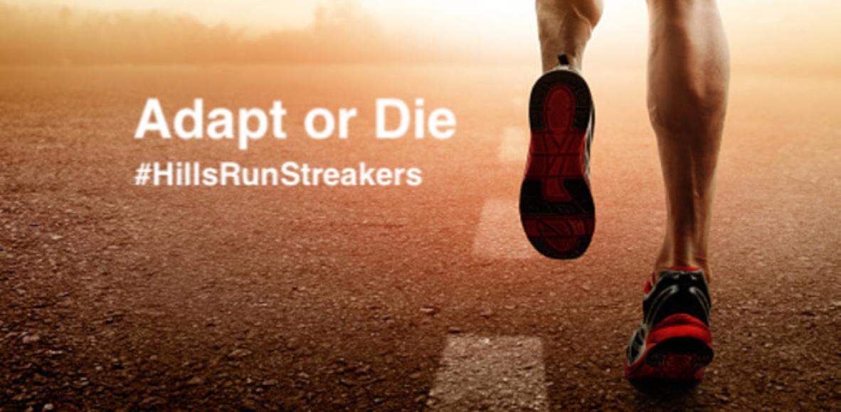 Hills Run Streakers