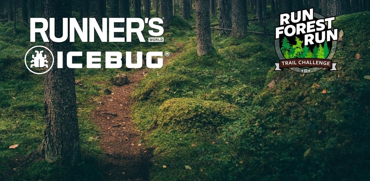 Runner's World Challenge - Run Forest Run 5K