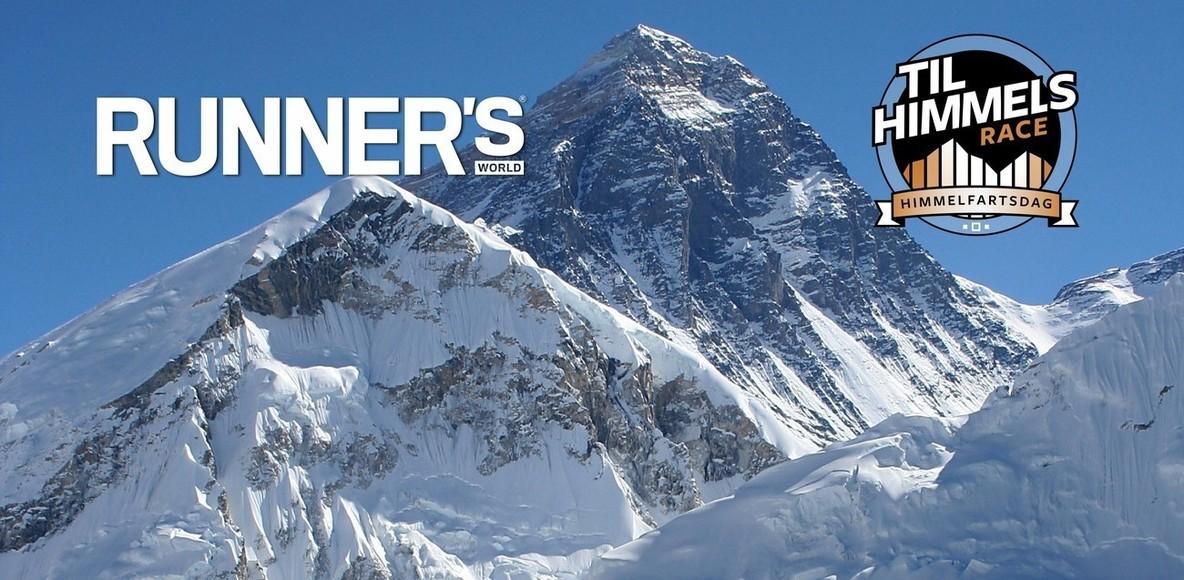 Runner's World Challlenge - Til Himmels