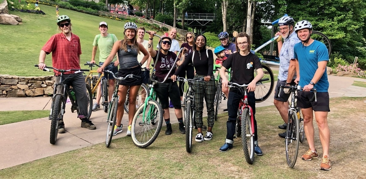 Village Wrench Cycling and Community Slow Rolls