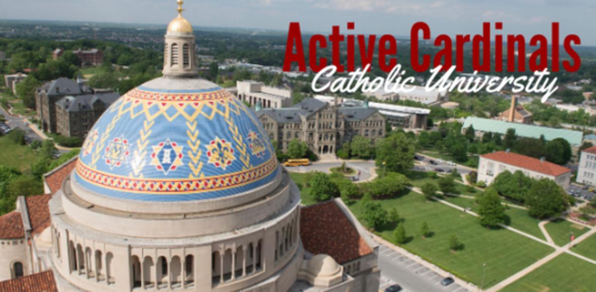 Active Cardinals (Catholic University)