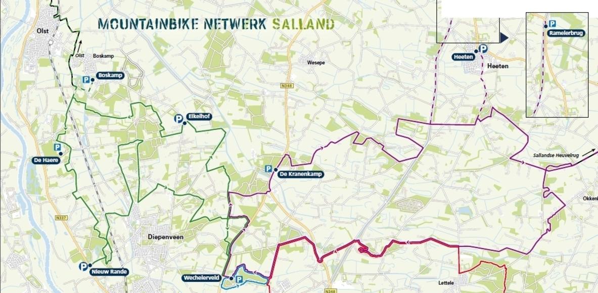 OWsome bikers, wielervereniging IJsselland