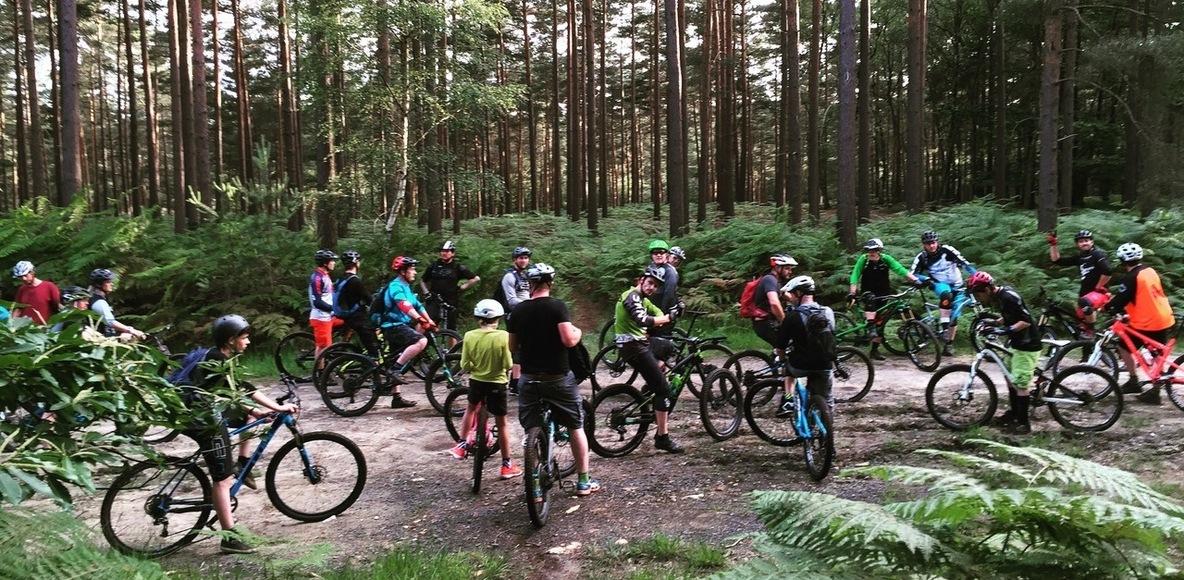Swinley Bike Hub
