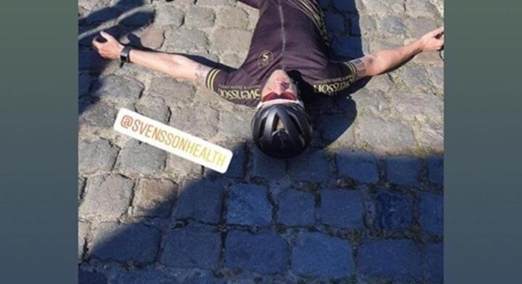 Svensson cycling team