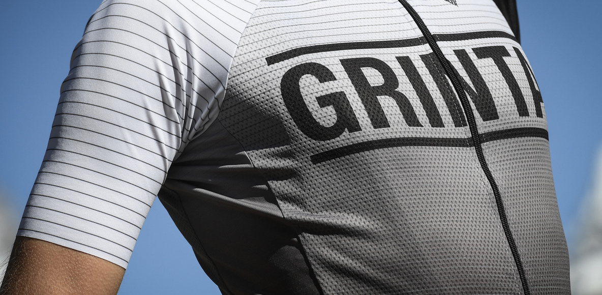 Ride with Grinta!