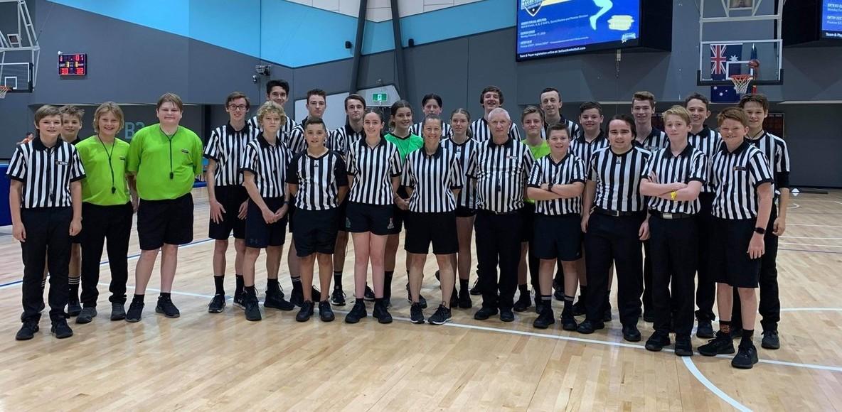 Ballarat Basketball Referees