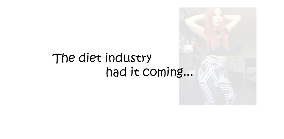 Getting Fit and effthatdiet.com