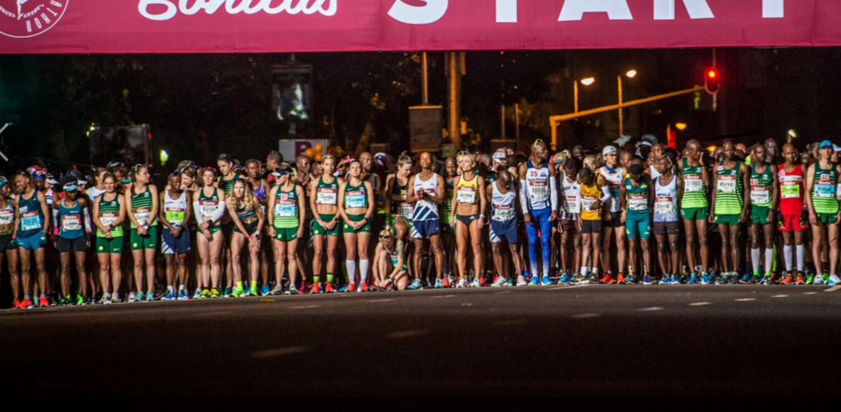 Comrades Marathon 100