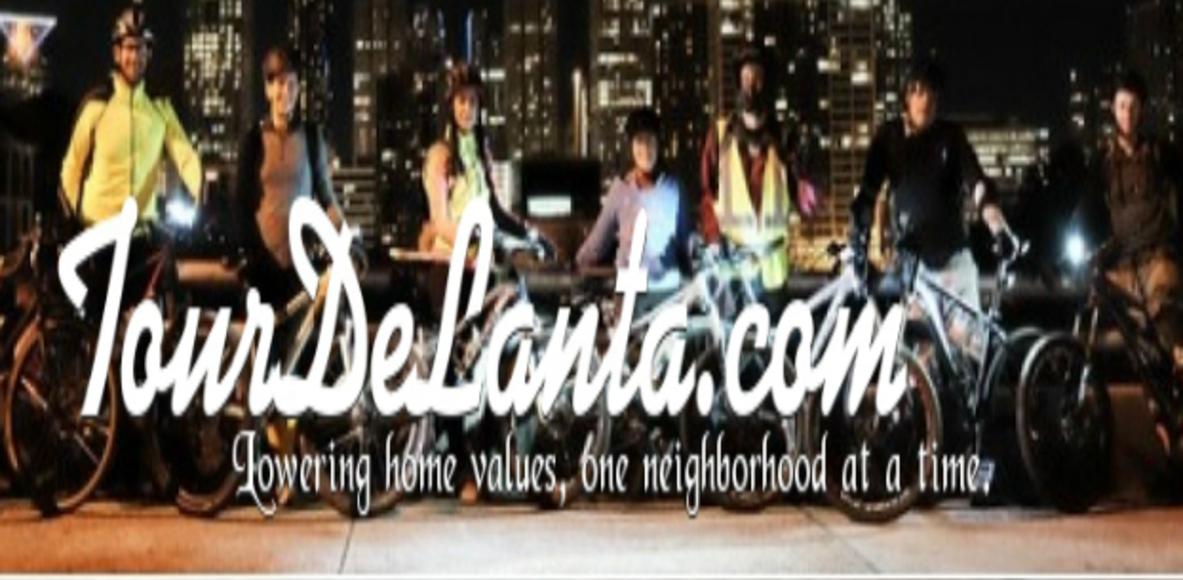 MTB Atlanta -TourDeLanta - Urban MTB Ride