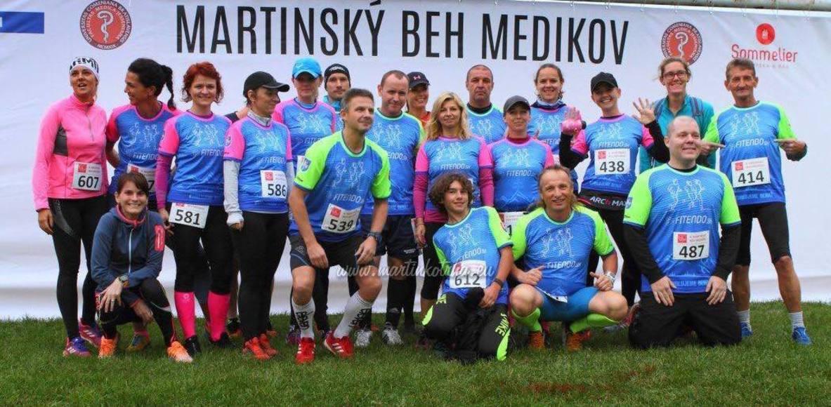 Milujeme behať - Fitendo.sk runners