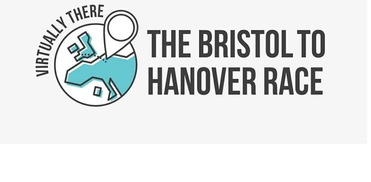 Virtually There : Bristol to Hanover Race (Cycling)