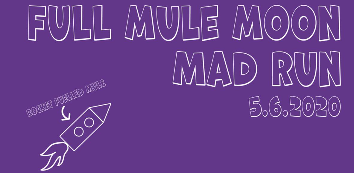 Full Mule Moon Mad Run