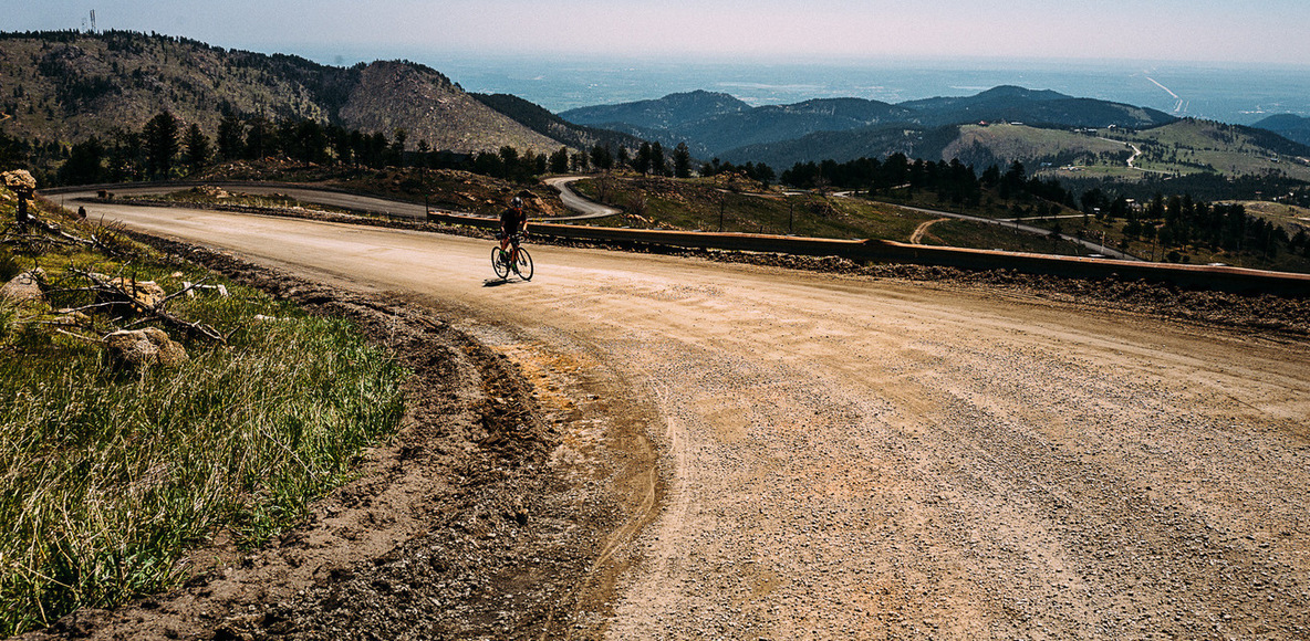 Rapha Boulder Giro Climbing Challenge MUST BE COMPLETED ON THE ROADS IN COLORADO
