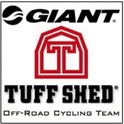 Giant-Tuff Shed