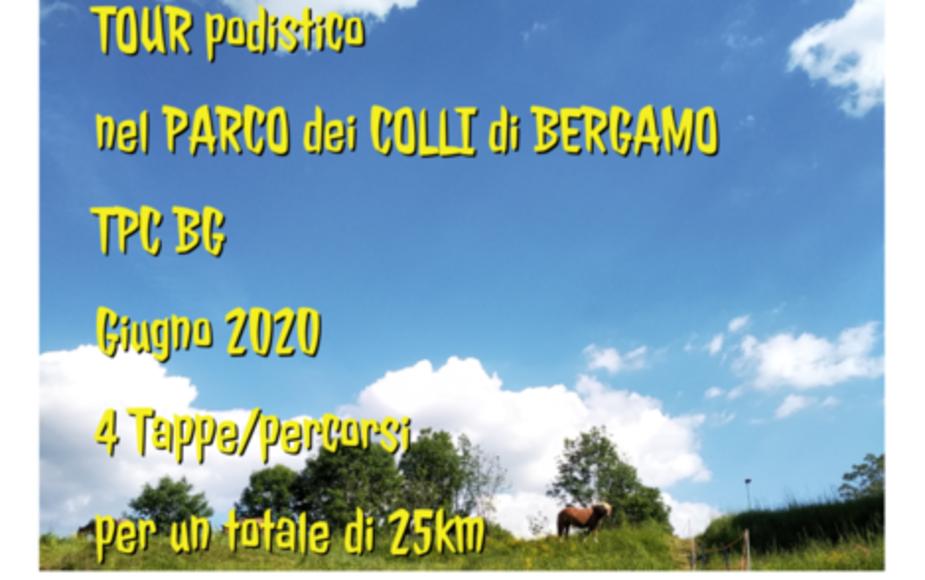 Tour podistico Parco dei Colli di Bergamo TPC BG