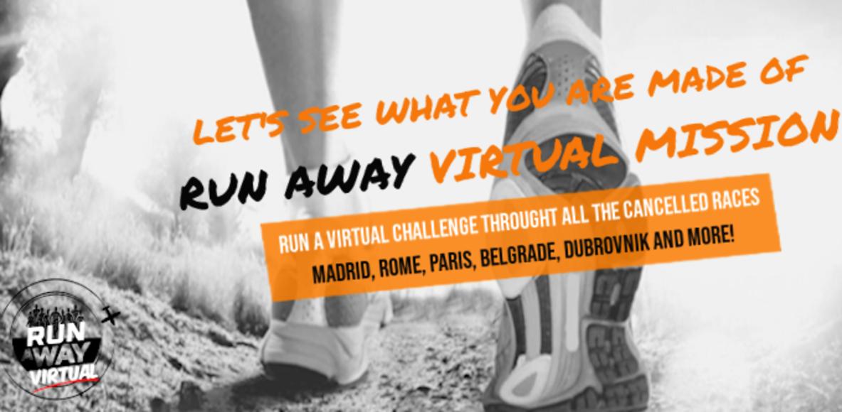 Run Away Virtual - Wild Drina