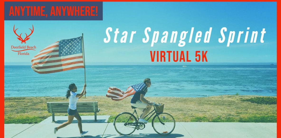 Star Spangled Sprint