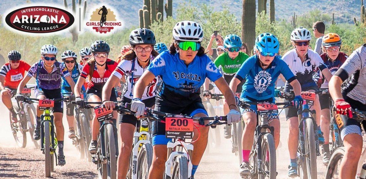 Arizona Interscholastic Cycling League Girls Riding Trails