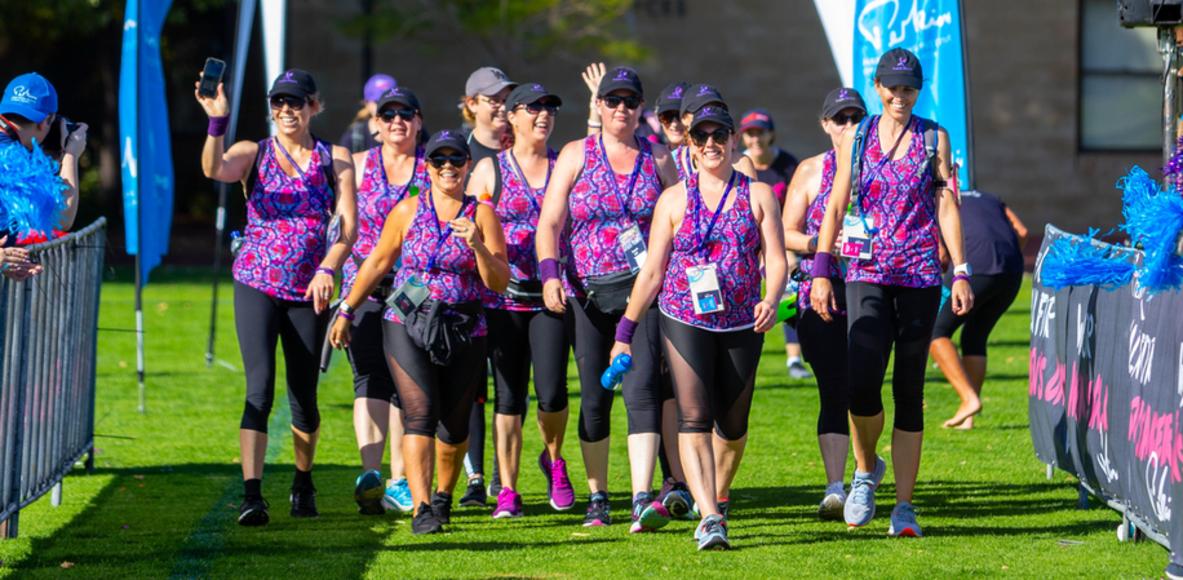 Hawaiian Women's Cancer Challenge