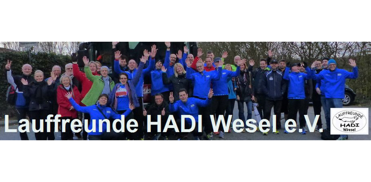 Lauffreunde HADI Wesel
