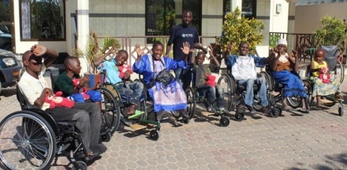 Together to Tanzania