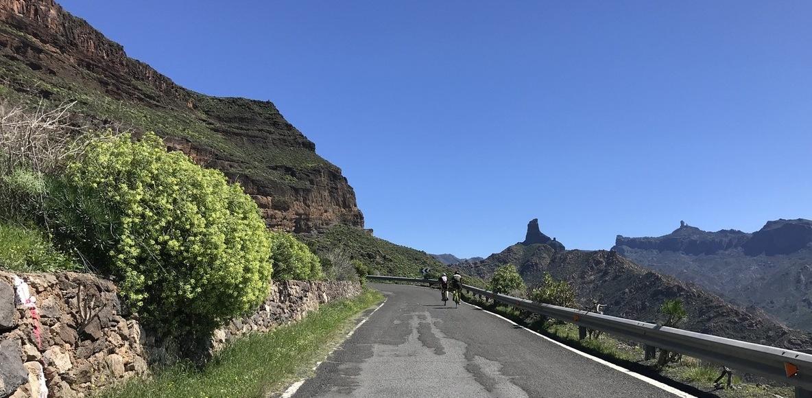 Strava Gran Canaria