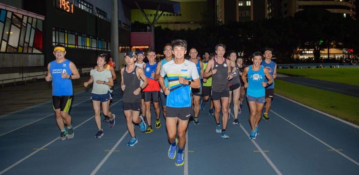 HOKA Taiwan Running Club