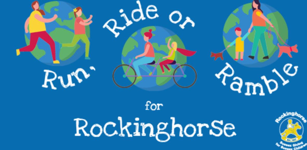 Run, Ride, Ramble for Rockinghorse