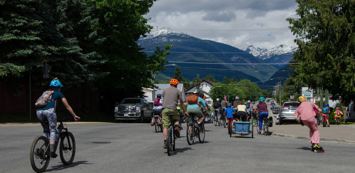POW Revelstoke: Cycle for Solstice