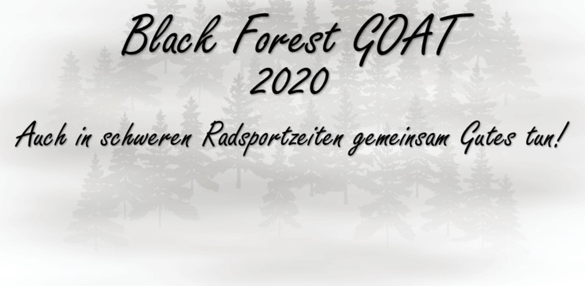 Black Forest GOAT 2020