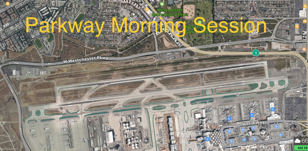 Parkway Morning Session (PMS)