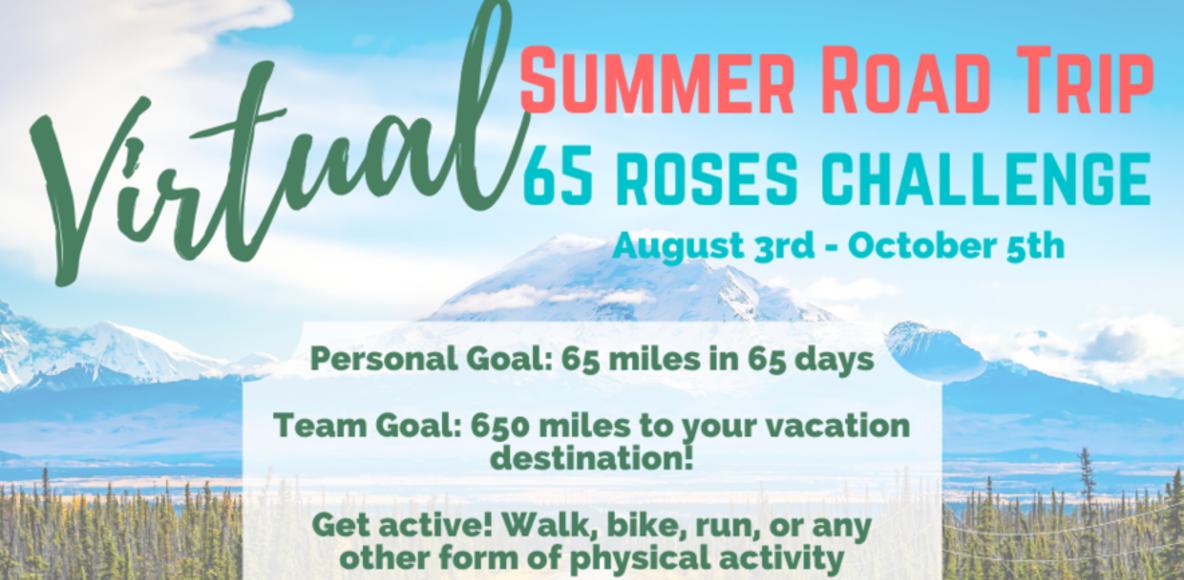 Iowa 65 Roses Challenge