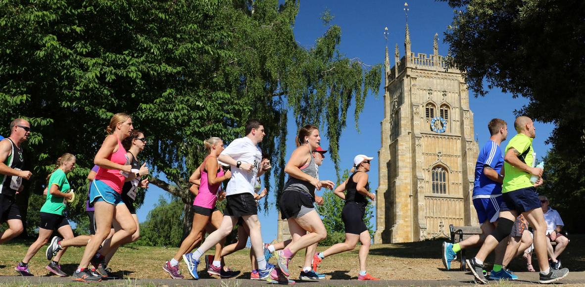 Evesham Town 10k: The 10,000km Challenge