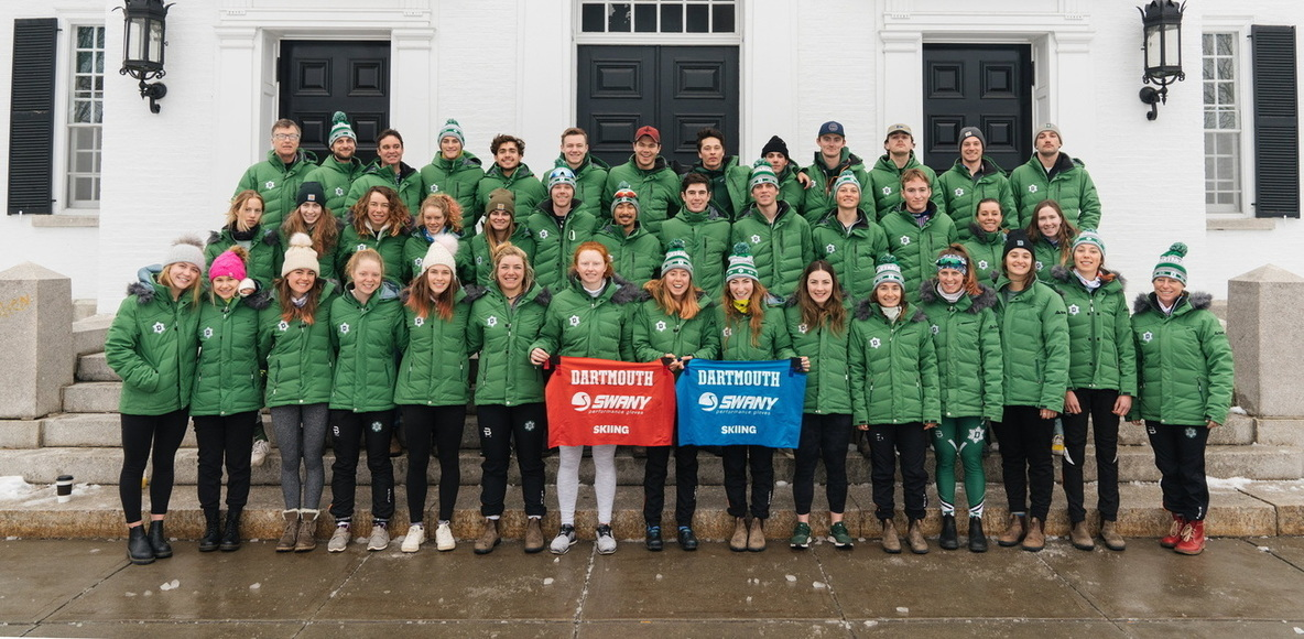 Dartmouth Skiing: Miles For Racial Justice