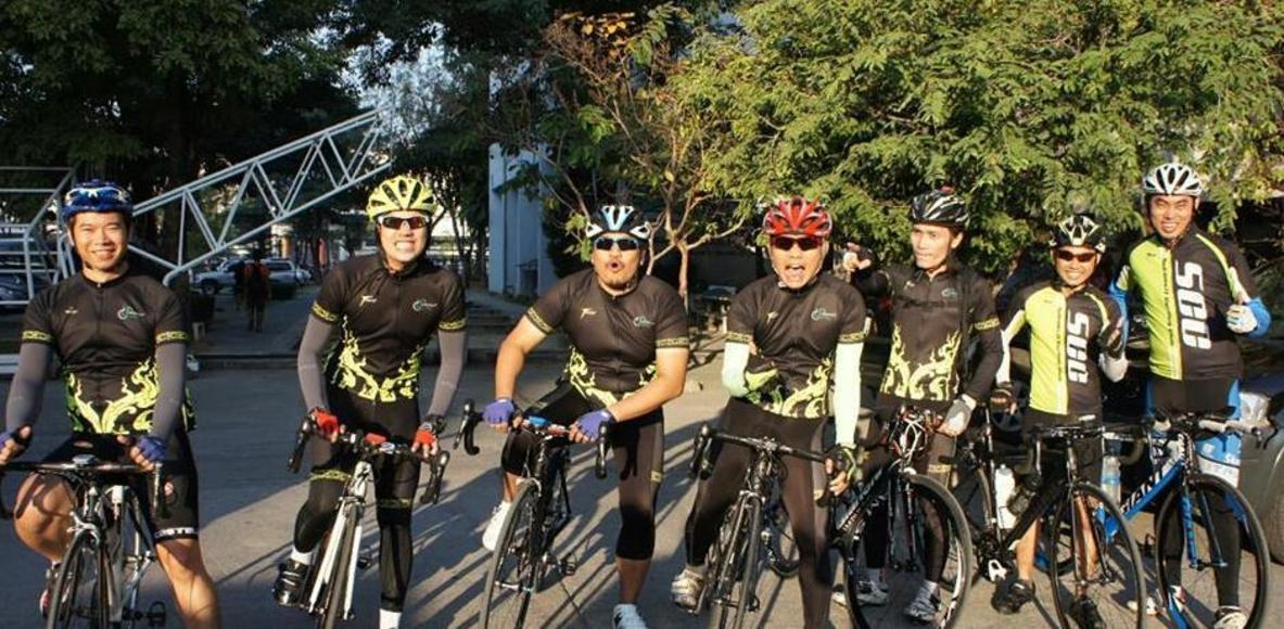 Sukumvit Cycling
