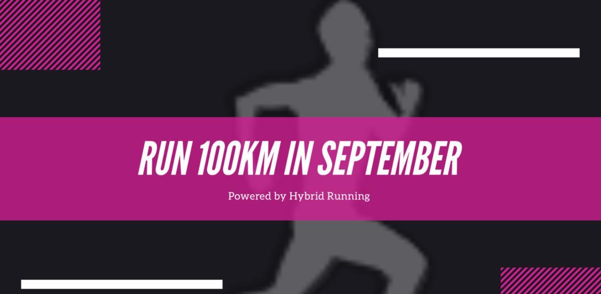 Run 100km in September