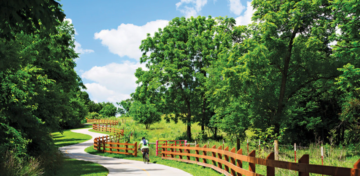 Walk, Run, Ride Fayetteville