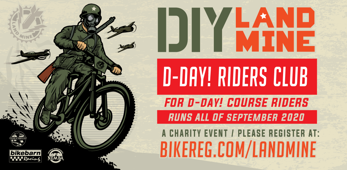 DIY Landmine D-DAY! RIDERS Club