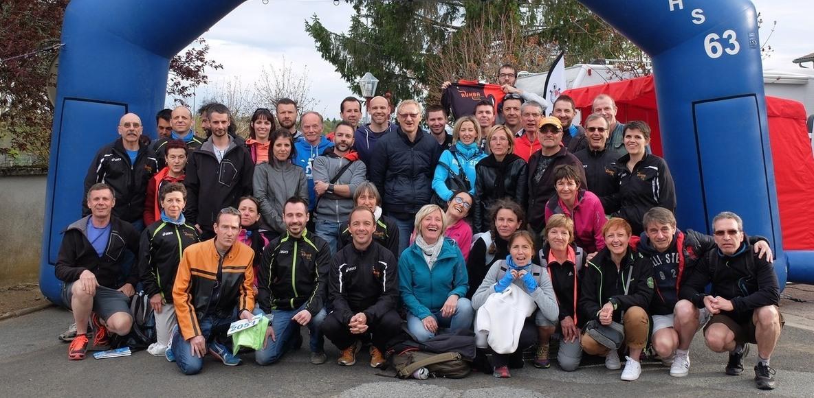 RUnning  Marathon Bois d'Arcy