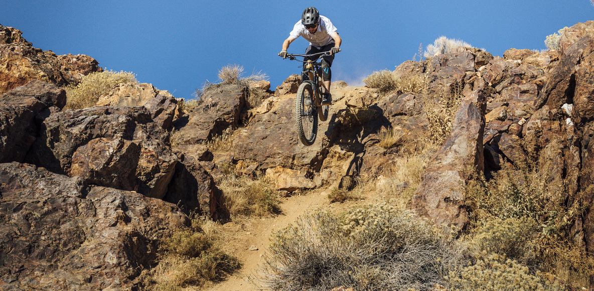 Peavine Bike Bingo Enduro Racers