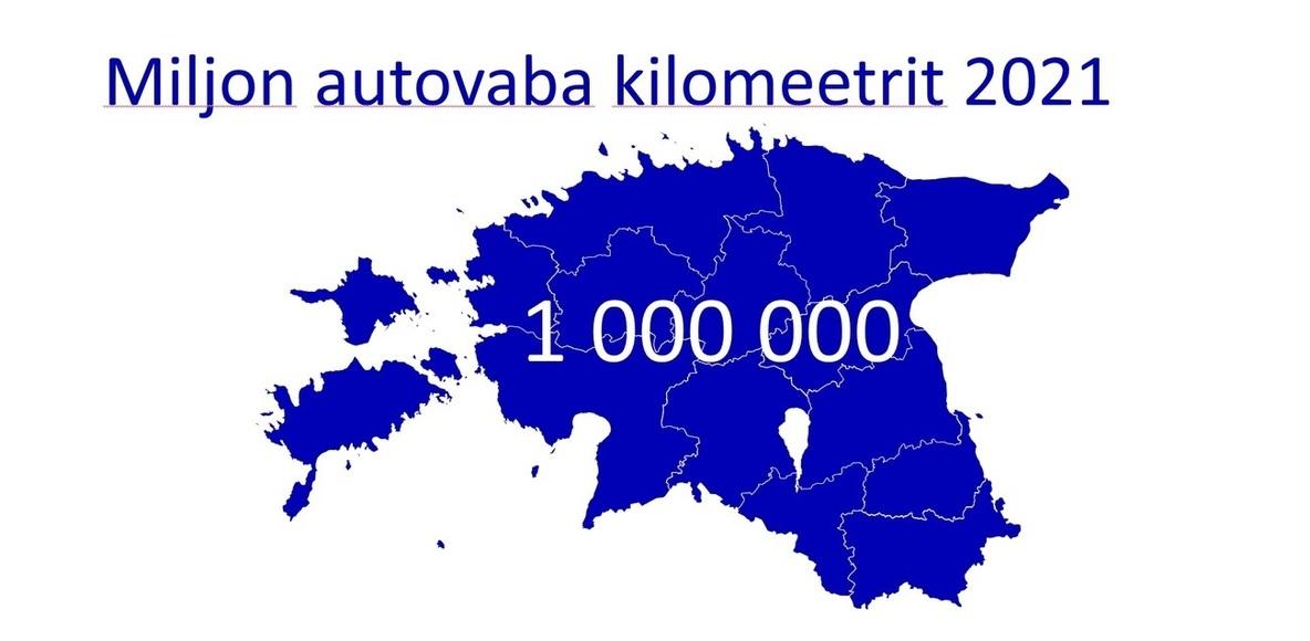 1000000.ee - miljon autovaba kilomeetrit
