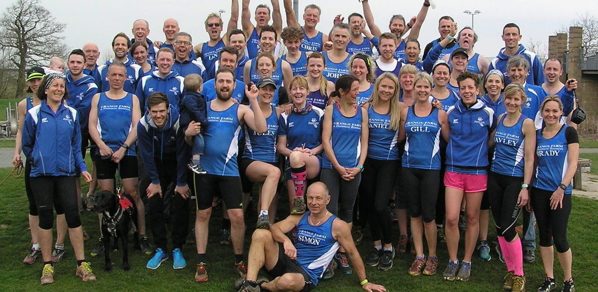 Grange Farm and Dunmow Runners